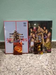 [INSTOCK] TWICE YES OR YES