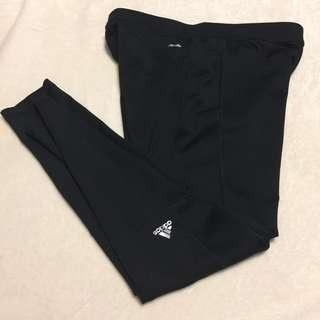 ADIDAS Climalite & Techfit Black Leggings