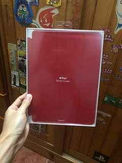原裝  iPad 9.7吋用  Smart Cover 紅色 product red