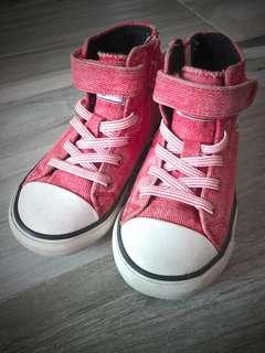 Dr.Kong Converse款 紅色波鞋仔