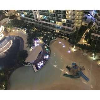 STAYCATION AZURE URBAN BEACH RESIDENCES FREE POOL ACCESS FOR 4PAX