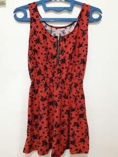 Buterfly dress