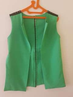 Green Vest Unique!