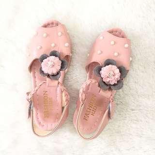 Sepatu sandal anak import