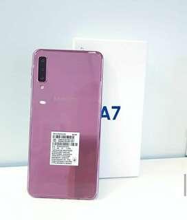 Samsung Galaxy A7. Promi cicilan bunga 0% tenor 6 bulan
