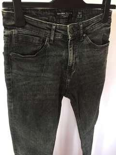 #BlackFriday100 Bershka Acid Wash Skinny Jeans