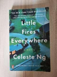 Little Fires Everywhere by Celeste Ng 英文小說