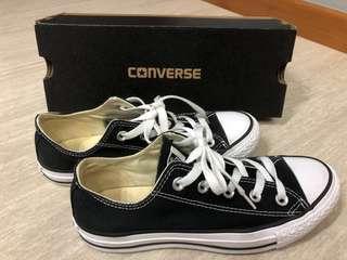 Converse Sneakers in Black