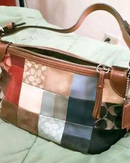 Authentic Coach Bag @ P2500
