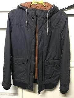 Bershka padded winter jacket medium