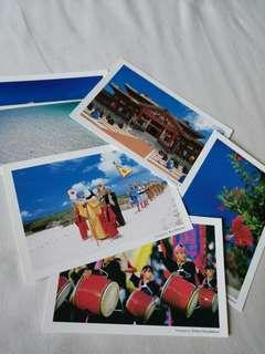 名信片postcard (Okinawa 冲繩)