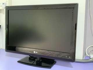 22in LG LED TV
