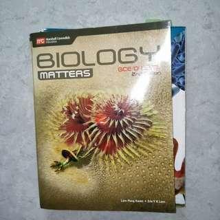 biology matters 2nd edition