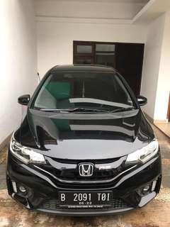 Over kredit honda jazz cvt 2017