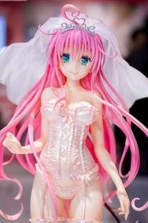 Max Factory ToLove Ru Bridal Lala Deviluke Satalin 1/6 PVC Anime Figure