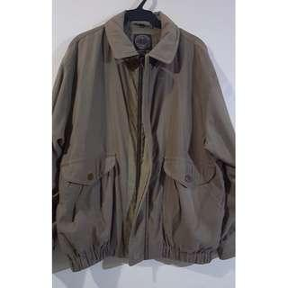 Stormtech Mens Brown Blouson Jacket Medium
