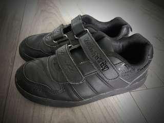 小童黑色皮鞋 運動鞋 返學鞋