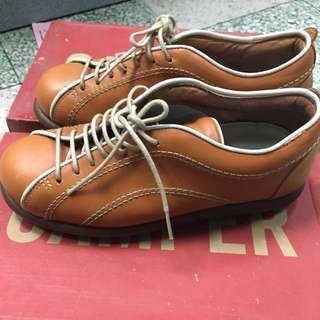 🚚 「降」CAMPER 橘色棒球鞋款(絕版品)