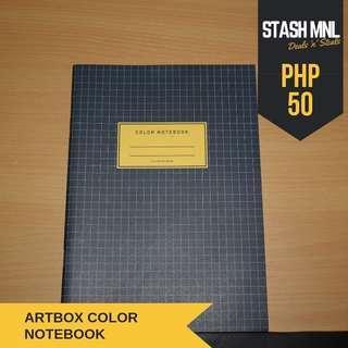 Artbox Color Notebook