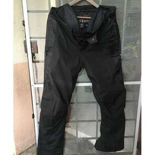 Alpinestars Padded Riding Pants XL Black