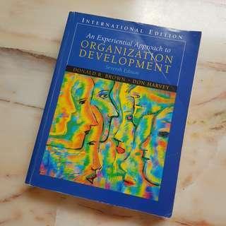 🚚 Organization Development