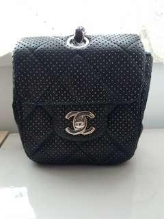Chanel Perforated Mini Flap