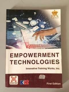 SHS Book Empowerment Technologies Rex Book Store