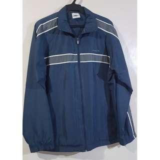 Matrix Men Blue Windbreaker Jacket Small