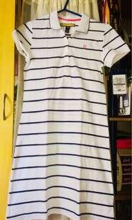 Prince & Fox Polo striped Dress