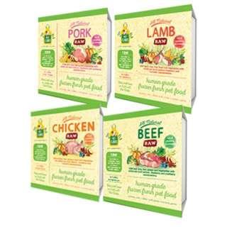 🚚 Pet Cubes RAW Fresh petfood
