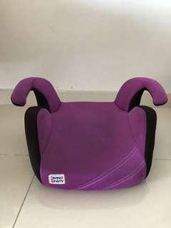 Sweet Cherry Toddler Booster Car Seat