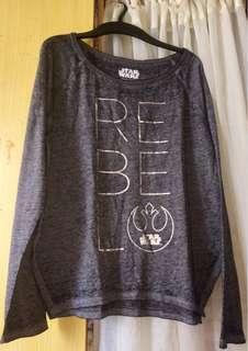 Star Wars Rebel Long sleeved Top