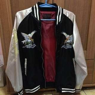 Black Japan Jacket