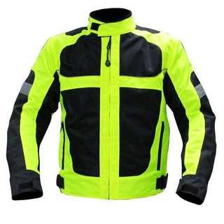 RIDING JACKET MOTORCYCLE PROTECTIVE GEAR MEN WOMAN BREATHABLE REFLECTIVE JACKETS