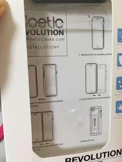 Iphone6s 4.7'' poetic case 超保護 防跌防刮防滑