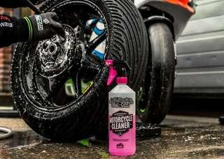 Muc off motorcycle cleaner