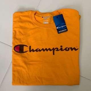 [Instock] Champion t shirt and hoodies