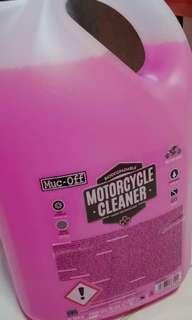 Muc off motorcycle cleaner 5litre