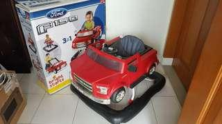 Bright Start Ford F150 3 in 1 walker