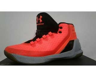 Under Armour - Curry 3 Human Torch