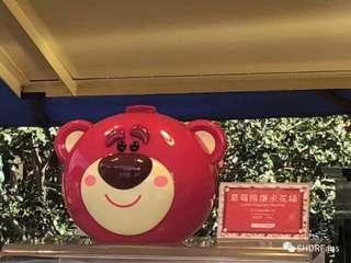 上海迪士尼勞蘇爆谷桶