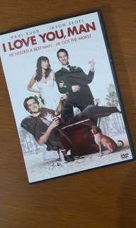 DVD Original - I Love You, Man