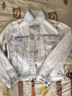 Jaket jeans PULL&BEAR ORIGINAL