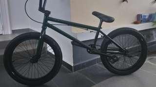 BMX Verde Eon