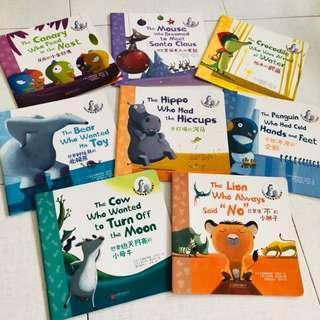 English + Chinese Preschool Storybooks