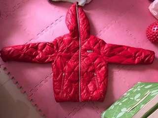 🚚 130cm PUZZLE外套