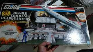 Gijoe Missile Command Headquarters 2016 REPRICED