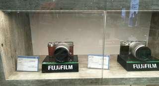 Kredit Camera Mirrorless X-A3, Tanpa Bunga Tanpa Kartu Kredit