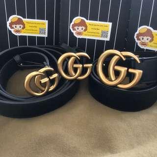 BRONZE GG Buckle Belts READY STOCK