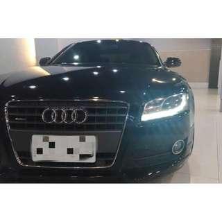 Audi A5 超稀有 超優車況 豪華進口車 國產價格 大螢幕 雙門四人座